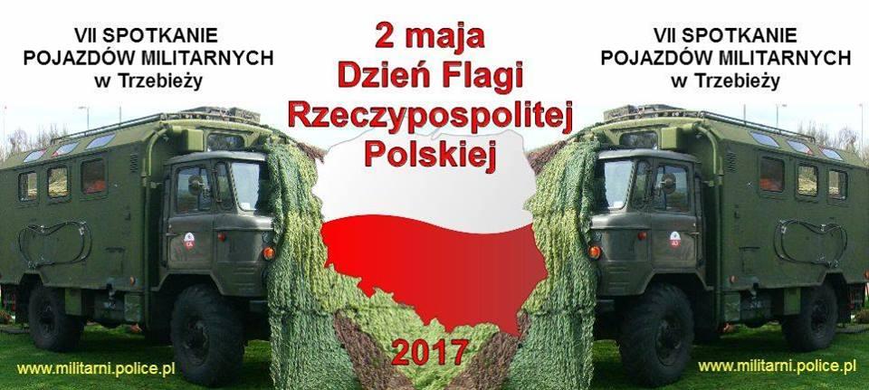 VII Spotkanie Pojazdów Militarnych.