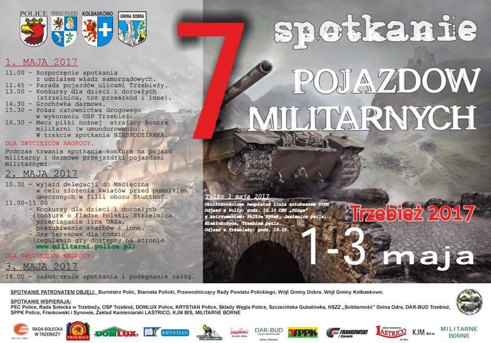 VII Spotkanie Pojazdów Militarnych
